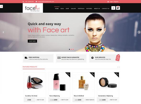 face-art