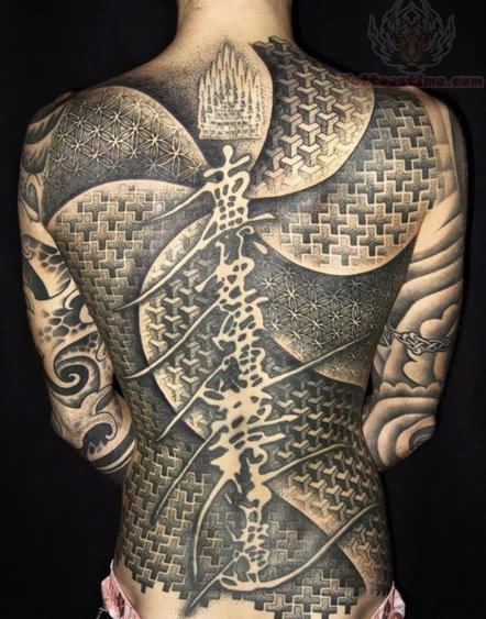 50 Best Back To Front Before After Remodelling Projects: 100 Best Back Tattoos For Boys (33)