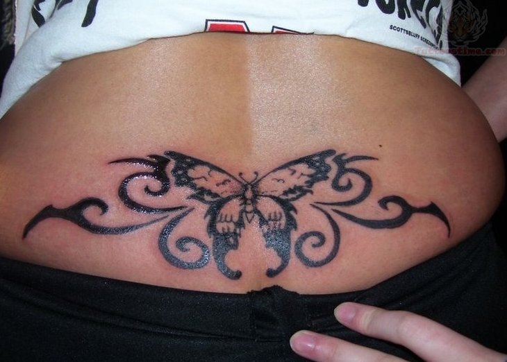 e1eee15963a47 120 Best Lower Back Tattoos For Girls (98)