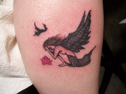 Angel Tattoos For Girls Ideas Web Design Click